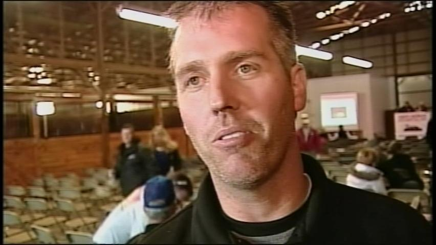 Former Nascar Driver Jeremy Mayfield Turns Himself In