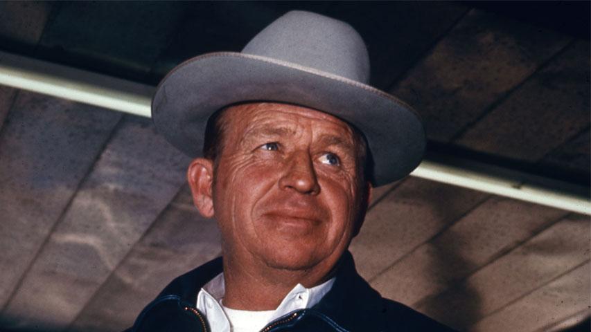 Cotton Owens photo NASCAR