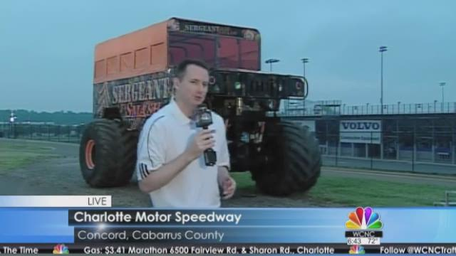 Larry's Look |  Speedway hosts Parade of Power