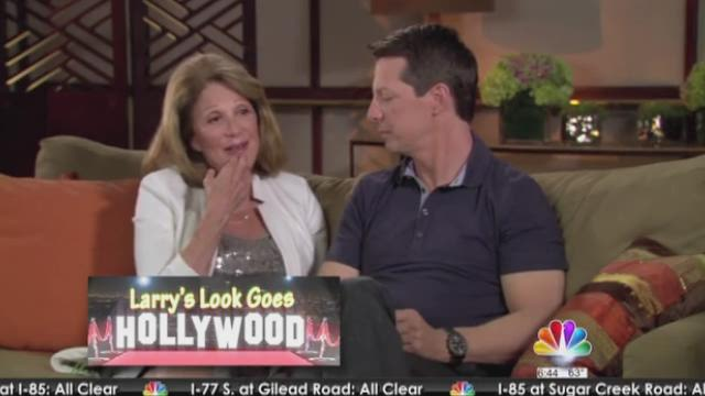Larry's Look   Sean Hayes previews new show on NBC