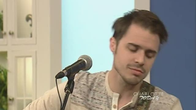 "Kris Allen with ""Beautiful and Wild"""