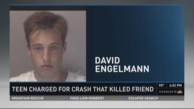 A teen is charged in the death of his best friend