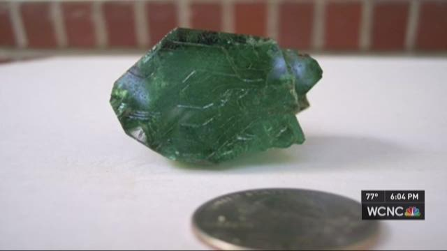 Gem mining is a big business in NC