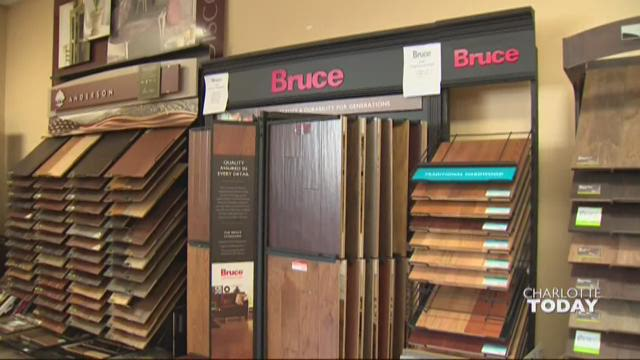 Watch: How family owned Hughes Floor Covering stands out in Charlotte