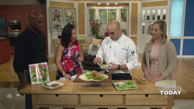 Watch: Ways to use fresh, local produce and vegetables in chef approved recipes