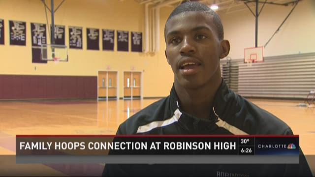 Batts family connection runs deep at Robinson