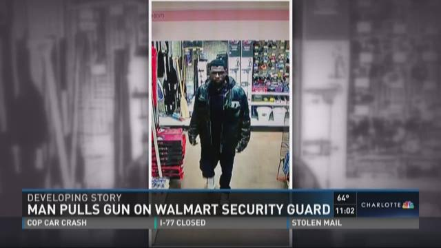 Walmart security guard catches husband stealing wife gets punished for it 9