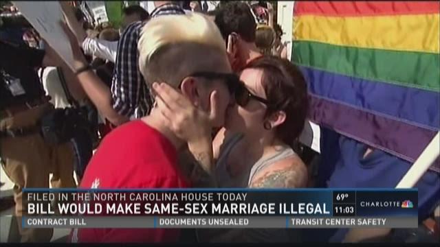legislation for same sex marriage