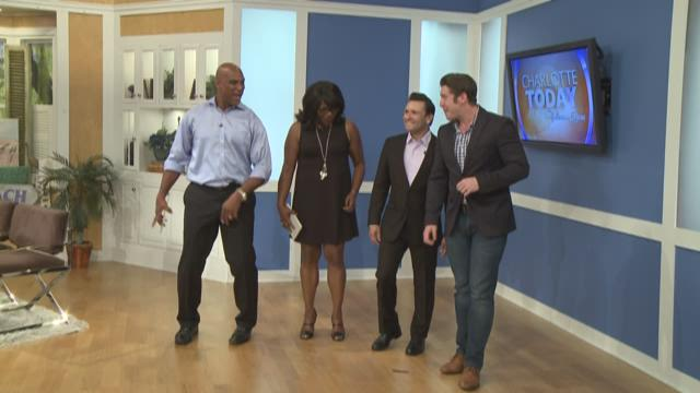 Jersey Boys teach Eugene and Ramona a few moves
