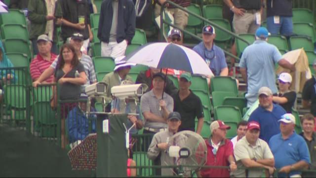 Handling The Weather Changes At Quail Hollow