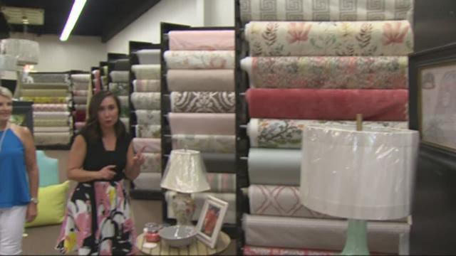 Labor Day sale at Front Door Fabrics & Interiors