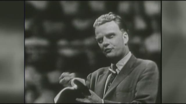 WATCH: Billy Graham's NYC Crusade