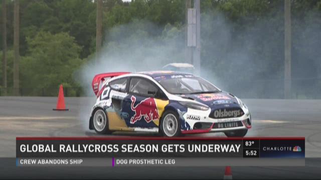 Global Rallycross season gets underway