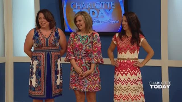 Glam Squad makes over 3 Charlotte Today viewers