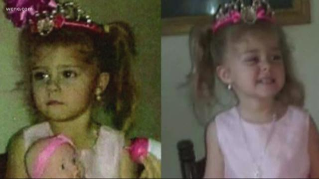 Man charged with hiding death of missing N Carolina girl