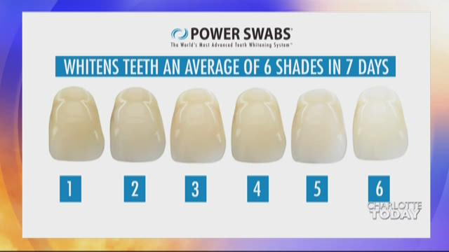 Look younger with Power Swabs