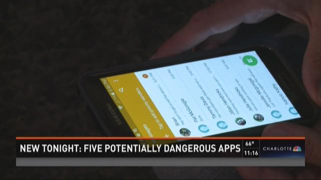 5 potentially dangerous apps