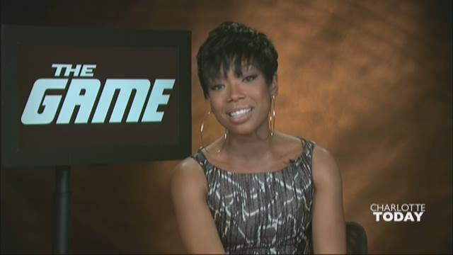 "Brandy talks about, ""The Game"""