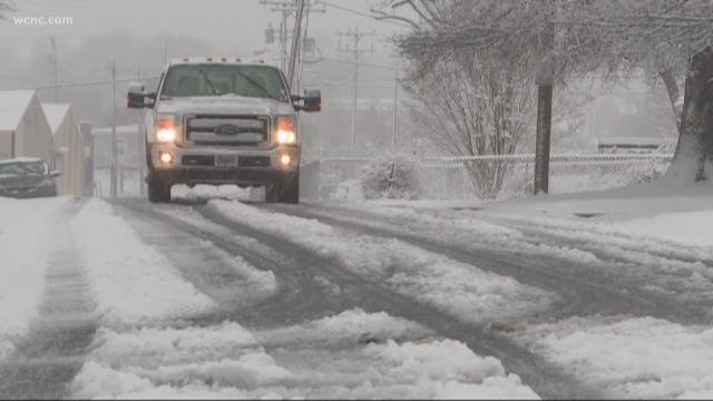 Winter Storm Moving Out, Hazardous Road Conditions Remain