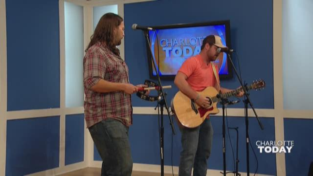 The Corey Hunt Band Performs!