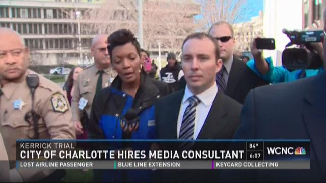 City of Charlotte hires media consultant