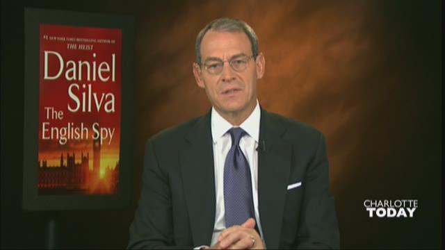 Daniel Silva Talks his Latest Novel: The English Spy