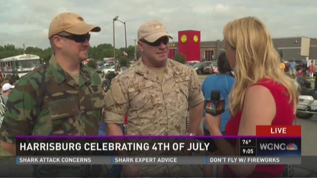 Harrisburg celebrates Fourth of July