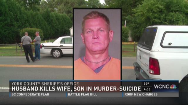 Husband kills wife, son in murder-suicide