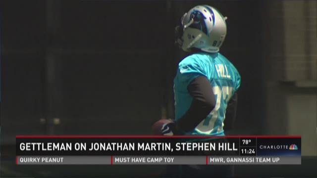 Panthers ready for training camp