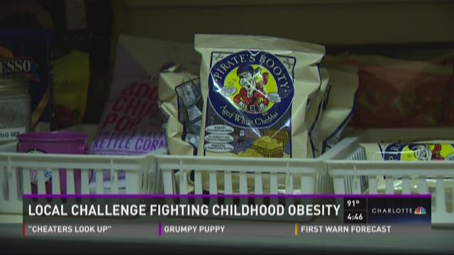 Local challenge fighting childhood obesity