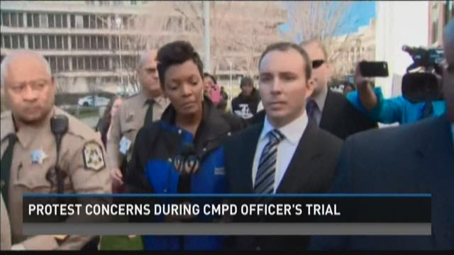 FlashPOINT Part 2 | Protest groups rallying in Charlotte during Kerrick trial
