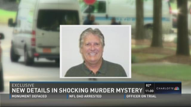 911 call released in mysterious Lake Wylie murder