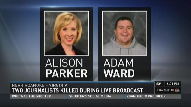 Two journalists killed during live broadcast