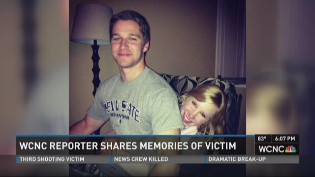 WCNC reporter shares memories of victim