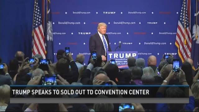 FlashPOINT | Trump returns to South Carolina