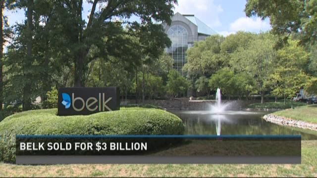 FlashPOINT | How the Belk sale will impact Charlotte