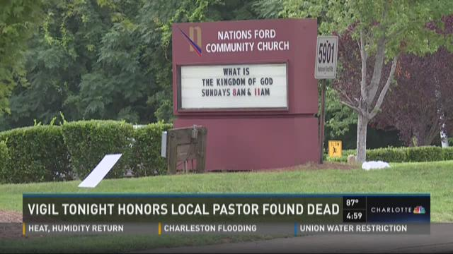 Nations Ford Community Church mourns pastor