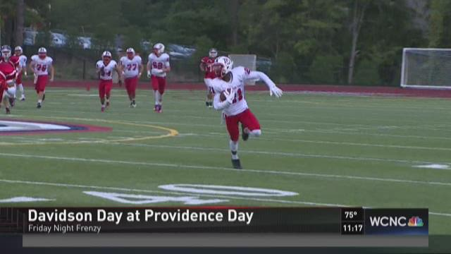 Davidson Day runs past Providence Day