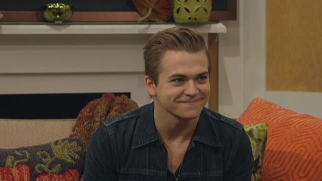 Catching up with Hunter Hayes