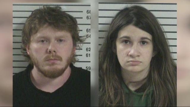 Couple arrested for abusing 2-month-old