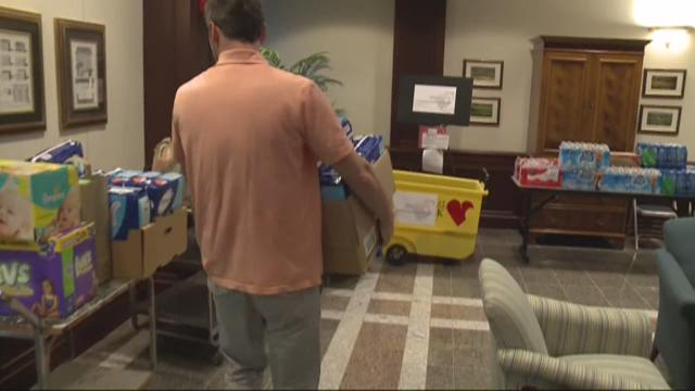 Charlotte area churches helping S.C. flood victims