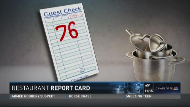Local restaurant gets low score for mold in the ice machine