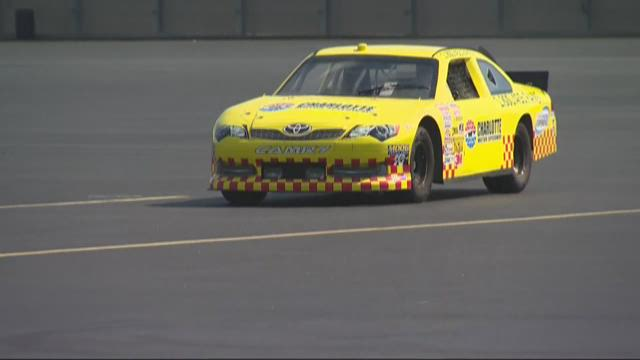 Excitement builds for NASCAR BofA 500