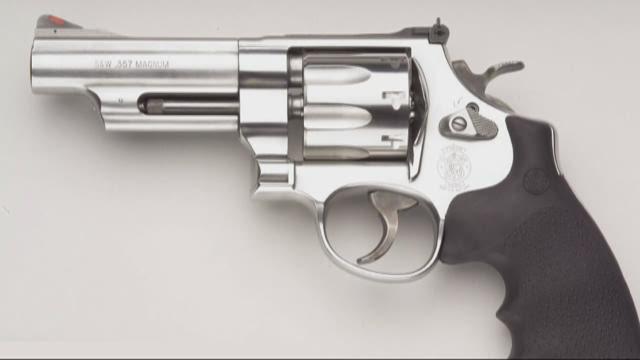 Rock Hill toddler finds gun, shoots relative