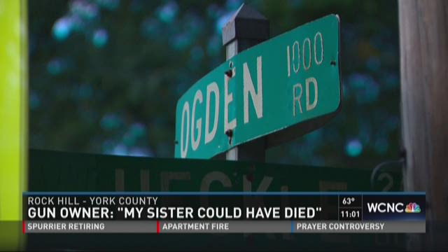 Gun owner: 'My sister could have died'