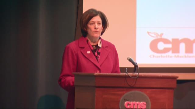 CMS Board to discuss superintendent search