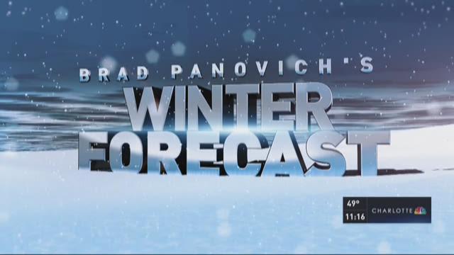 Brad's winter weather forecast